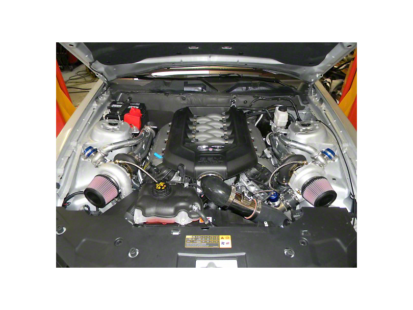 Hellion Twin Turbo - Complete Kit (11-14 GT)