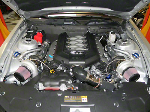 Hellion Twin Turbo - Complete Kit (11-14 GT)