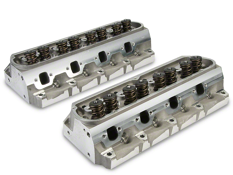 Trick Flow Twisted Wedge Cylinder Heads - 0.600 Lift (79-95 5.0L)