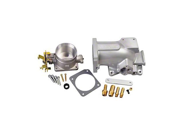 Trick Flow 75mm Throttle Body & Plenum Combo (96-04 GT)