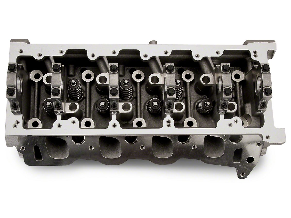 Trick Flow Twisted Wedge Cylinder Heads - 38cc (96-04 GT)