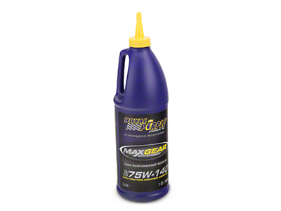 Royal Purple Max Gear 75w140 Gear Oil