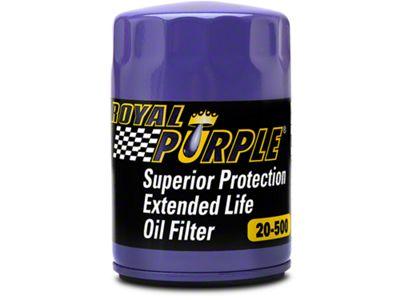 Royal Purple Extended Life Oil Filter (11-19 GT, V6)