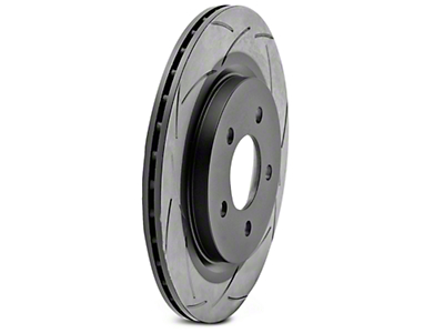 DBA T2 Street Series Slotted Rotors - Rear Pair (05-14 GT, V6)