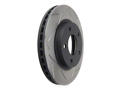 DBA T2 Street Series Slotted Rotors - Front Pair (94-04 GT, V6)