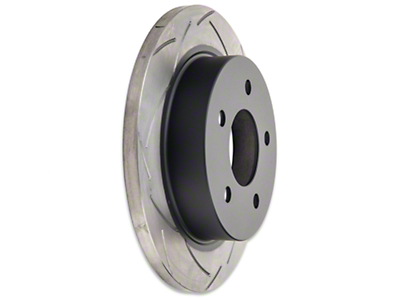 DBA T2 Street Series Slotted Rotors - Rear Pair (94-04 GT, V6)