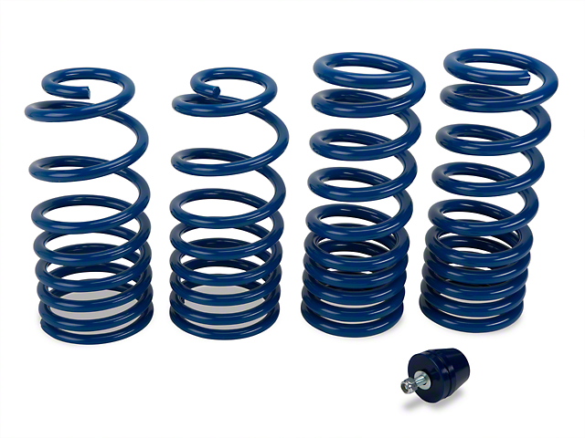 H&R Super Sport Springs - Coupe (96-04 GT, V6, Mach 1; 93-98 Cobra)