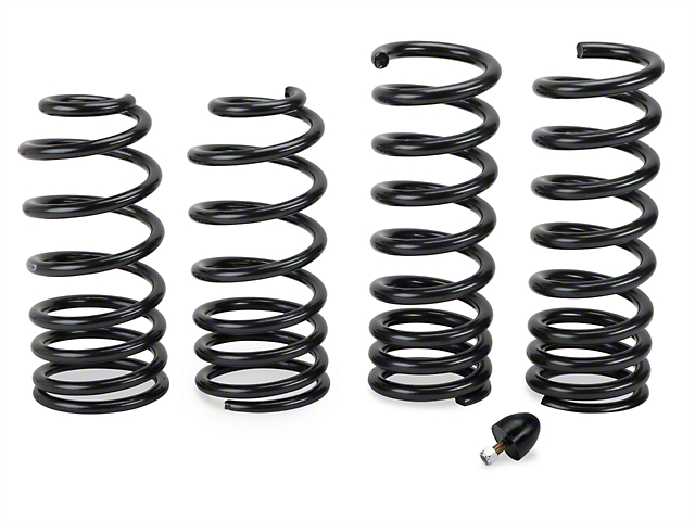 Eibach Pro-Kit Springs (79-04 V8 Coupe; 99-04 V6 Convertible; Excluding 99-04 Cobra)