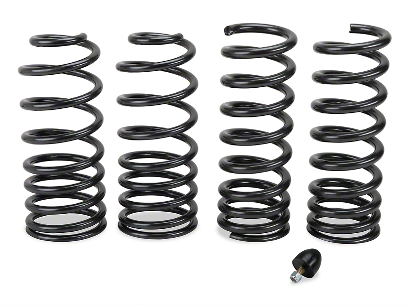 Eibach Pro-Kit Lowering Springs (83-93 5.0L Convertible)