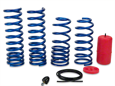 Eibach Drag-Launch Springs (79-04 V8 Coupe, Excluding 99-04 Cobra)