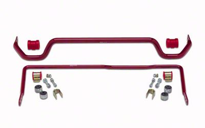 Eibach Anti-Roll Front & Rear Sway Bars (79-93 5.0L)