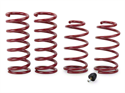 Eibach Sportline Lowering Springs (79-04 V8 Coupe; 99-04 V6 Convertible; Excluding 99-04 Cobra)
