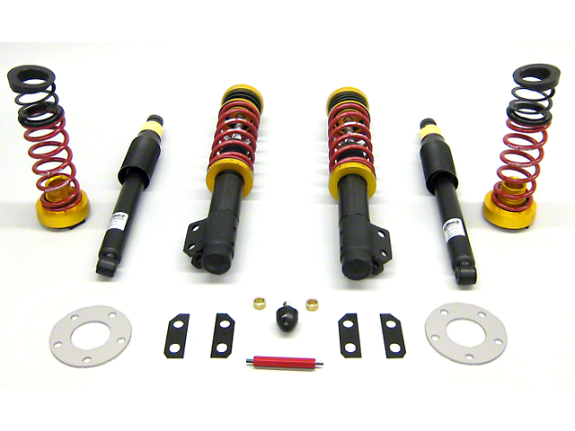 Eibach Pro-Street Coilover Kit (79-04 All, Excluding 99-04 Cobra)
