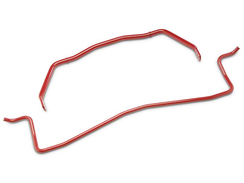 Eibach Anti-Roll Front & Rear Sway Bars (07-10 GT500)