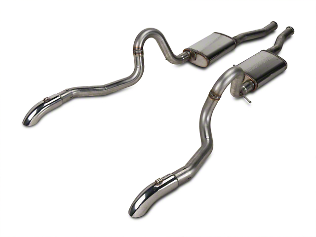 Magnaflow Street Cat-Back Exhaust (87-93 GT)
