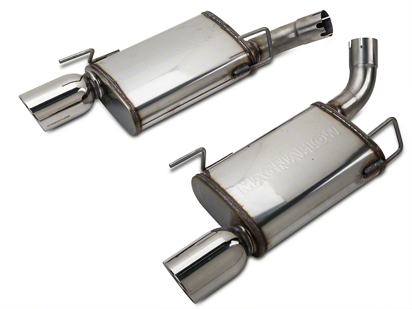 Magnaflow Street Series Axle-Back Exhaust (05-09 GT, GT500)