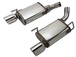 Magnaflow Street Series Axle-Back Exhaust with Polished Tips (05-09 GT, GT500)