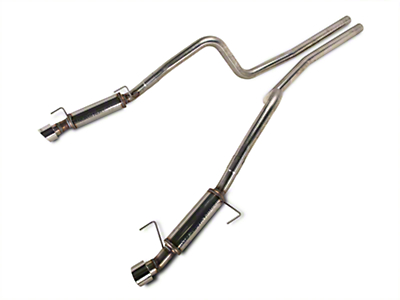 Magnaflow Competition Cat-Back Exhaust - 2.5in. (05-09 GT, GT500)