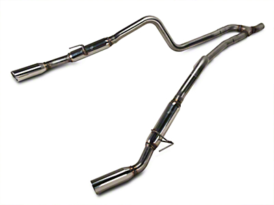 Magnaflow Dual Competition Cat-Back Exhaust (05-09 V6)