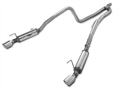 Magnaflow Dual Cat-Back Exhaust (2010 V6)