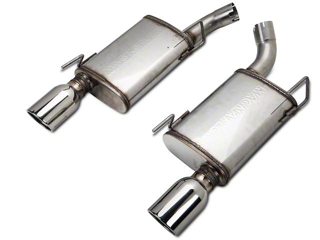 Magnaflow Street Series Axle-Back Exhaust (2010 GT, GT500)