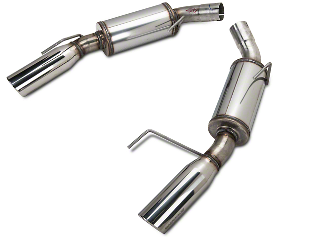 Magnaflow Competition Axle-Back Exhaust (2010 GT, GT500)