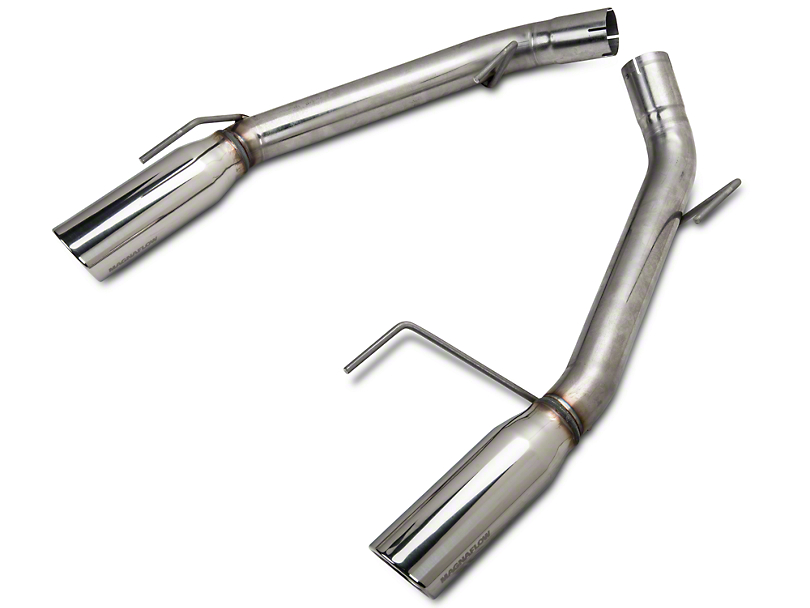 Magnaflow Race Axle-Back Exhaust (2010 GT, GT500)
