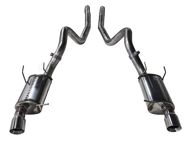 Magnaflow Street Cat-Back Exhaust (11-12 GT, GT500)