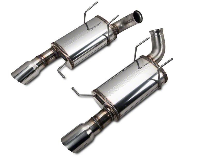 Magnaflow Street Axle-back Exhaust (11-12 GT, 11-12 GT500)