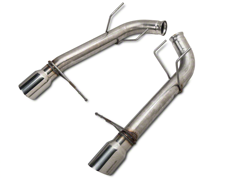 Magnaflow Race Series Axle-Back Exhaust (11-12 GT, GT500)
