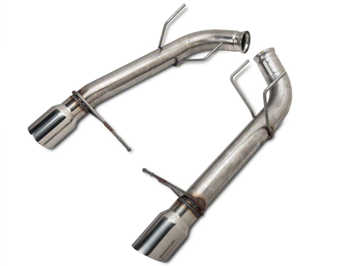 MagnaFlow 15594 Large Stainless Steel Performance Exhaust System Kit