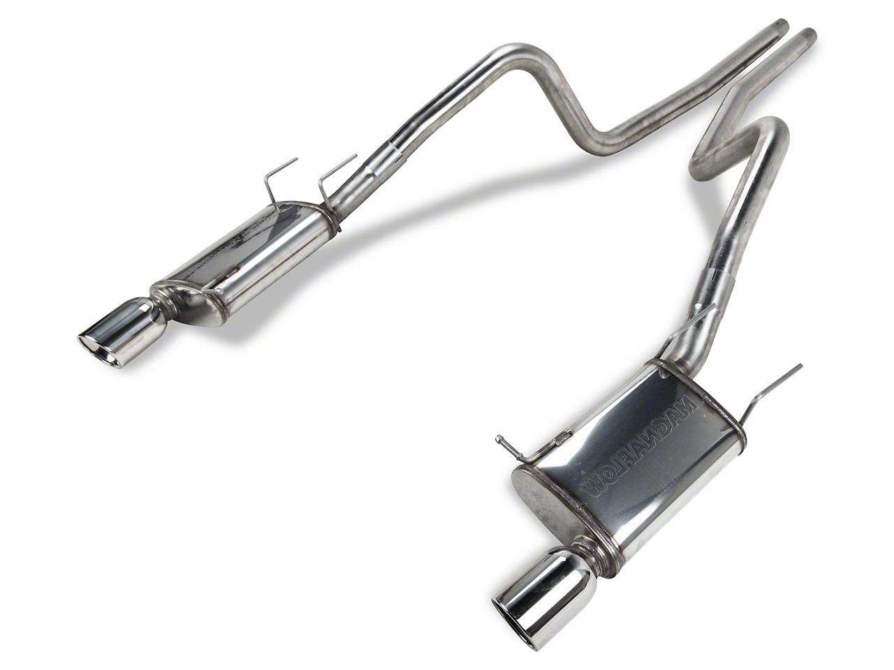 Magnaflow Street Cat-Back Exhaust (11-12 V6)