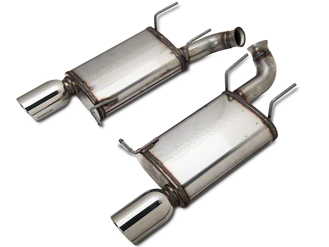 Magnaflow Street Series Axle-Back Exhaust (11-14 V6)