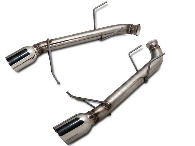 Magnaflow Race Series Axle-Back Exhaust with Polished Tips (11-14 V6)
