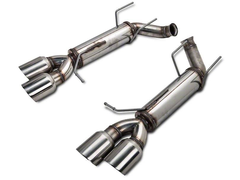 Magnaflow Competition Series Quad Tip Axle-Back Exhaust (11-12 V6)