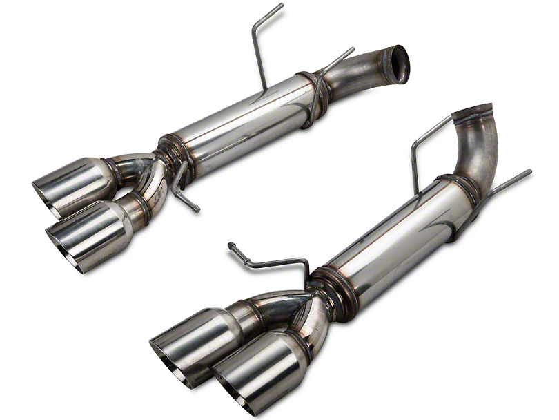 Magnaflow Competition Quad Tip Axle-back Exhaust (11-12 GT)
