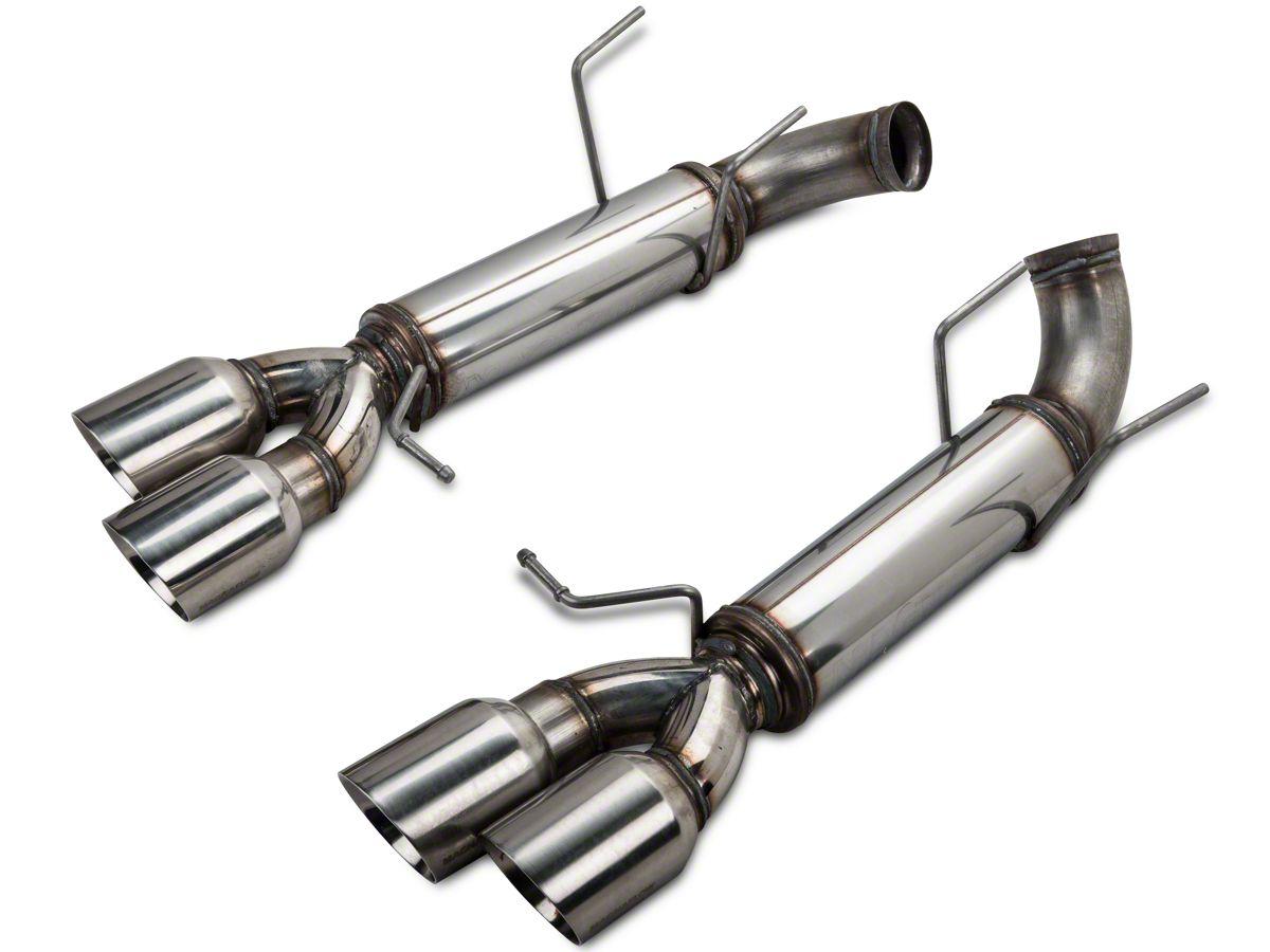Magnaflow Competition Quad Tip Axle-back Exhaust (11-12 GT)