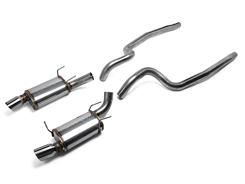 Magnaflow Street Series Cat-Back Exhaust (13-14 GT)