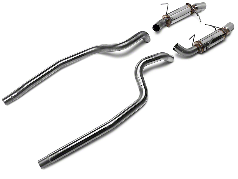 Magnaflow Competition Series Cat-Back Exhaust (13-14 GT)