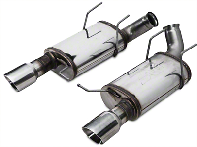 Magnaflow Street Axle-back Exhaust (13-14 GT)