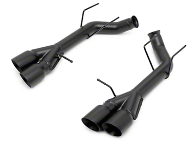 Magnaflow Competition Axle-Back Exhaust w/ Black Quad Tips (13-14 GT500)
