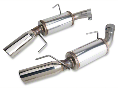 Magnaflow Competition Axle-Back Exhaust (05-09 GT, GT500)
