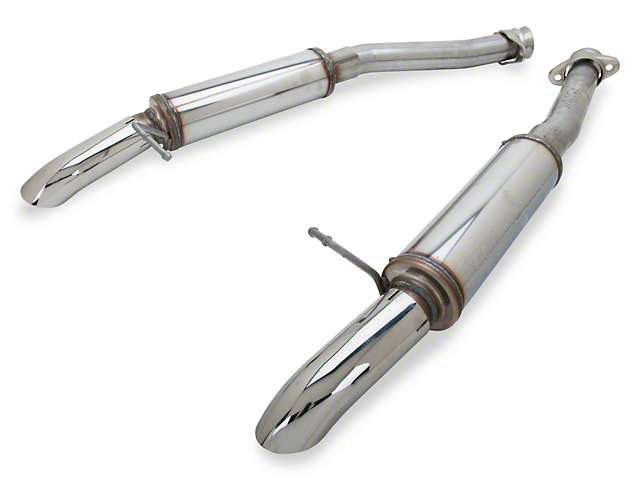 Magnaflow Competition Series Dual Dump Cat-Back Exhaust (86-04 V8)