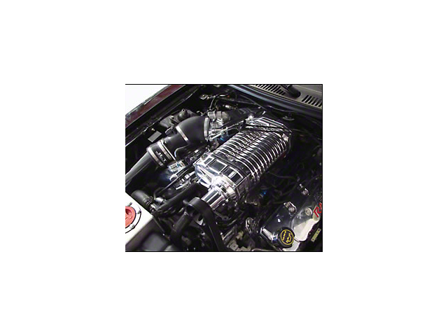 Whipple W140AX 2.3L Supercharger Upgrade Kit - Polished (03-04 Cobra)