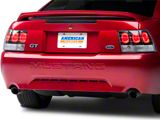 Axial Altezza Tail Lights; Black (99-04 All, Excluding Cobra)