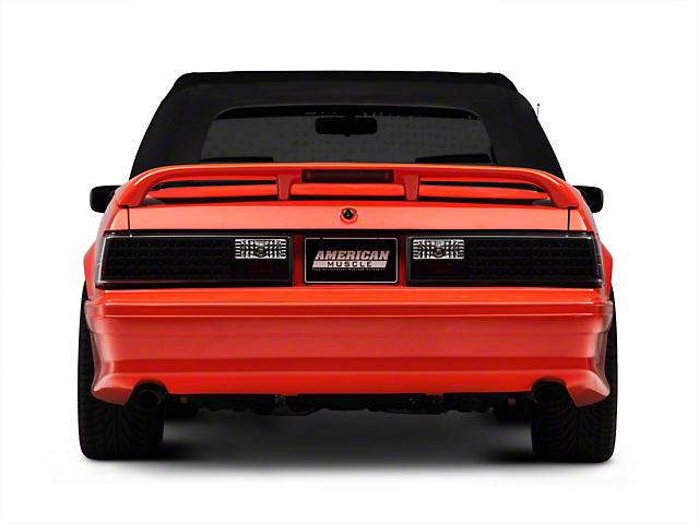 Axial Black LED Tail Lights (87-93 All)