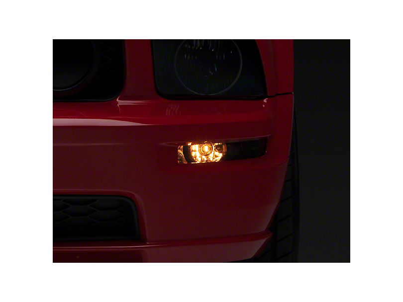 Axial Smoked Turn Signal Lights (05-09 All)