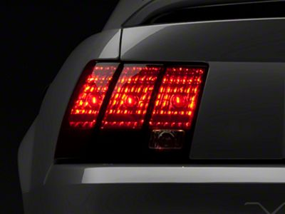 how to install raxiom smoked tail lights on your 1999 2004 mustang rh americanmuscle com