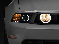 Raxiom Halo Fog Lights - Chrome (05-12 GT)