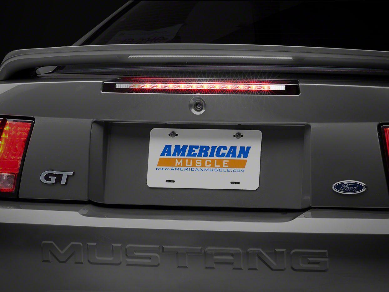 Raxiom Chrome LED Third Brake Light (99-04 All, Excluding 03-04 Cobra)